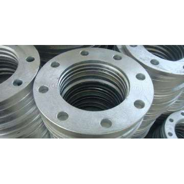 Hot Dipped Galvanized Flanges