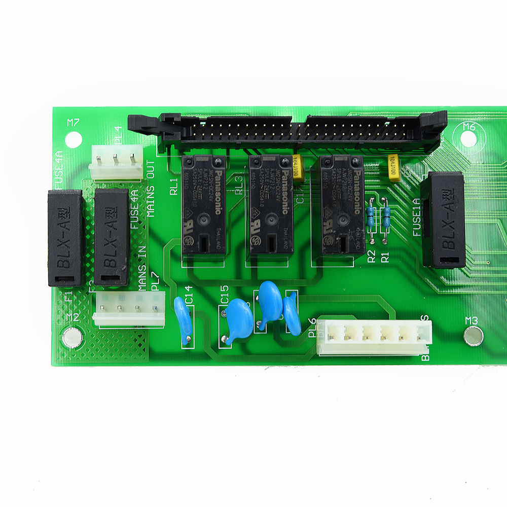 PCB Assy DOMINO A Series