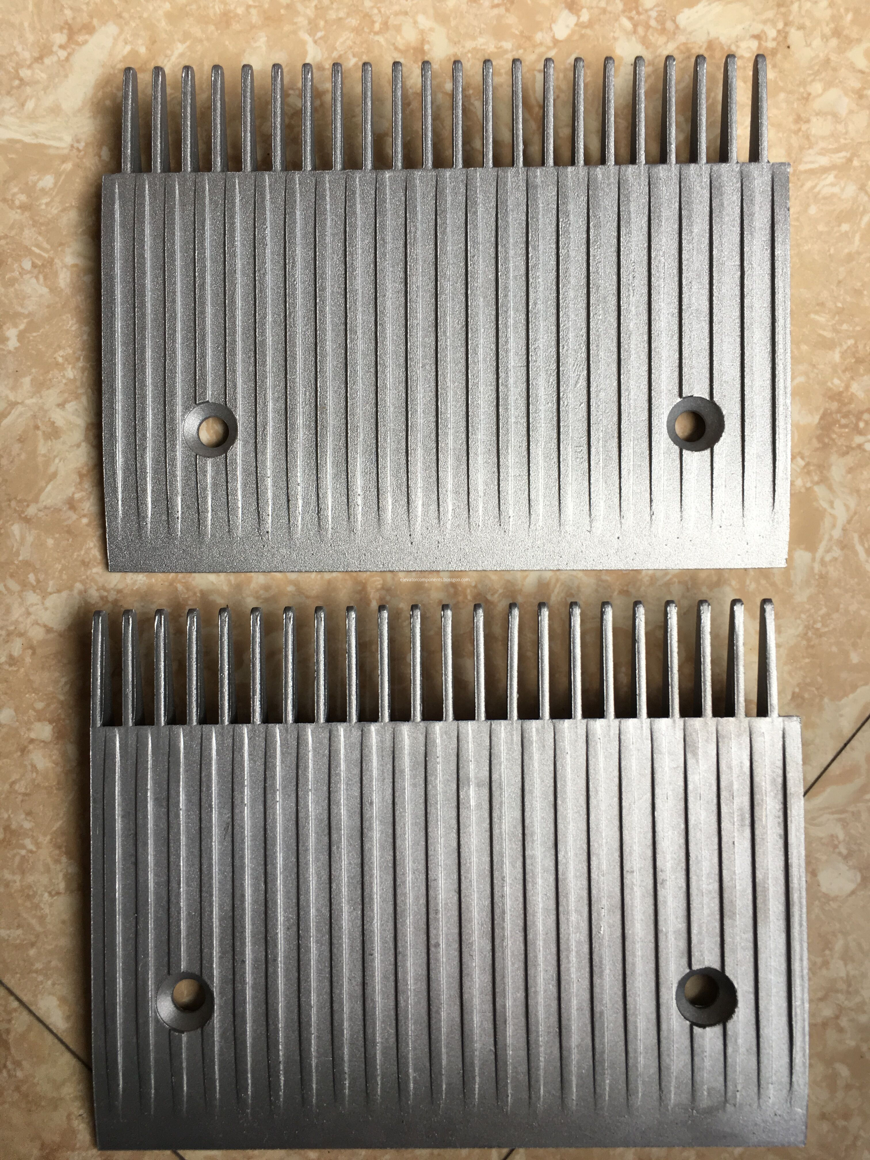 Aluminium Alloy Combs for Schindler Moving Sidewalks