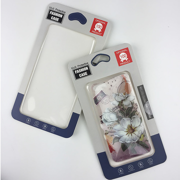 Paper mobile phone case packaging box