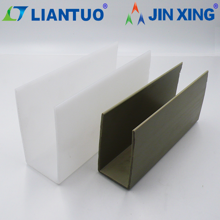 Waterproof Window Car Door PP Plastic Extrusion Profiles