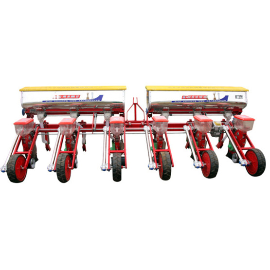 Multifunction precision 6 row seeder sowing machine