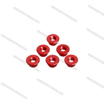 Customized Metal Anodized Surface Lock Nut Grade Markings