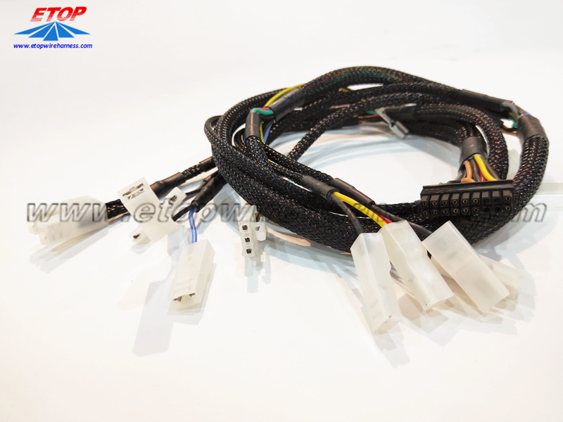wiring assembly kits for oven machine