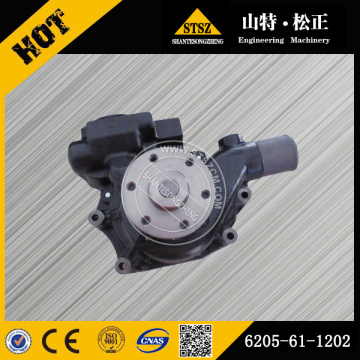 PC60-7 engine water pump assy 6205-61-1202