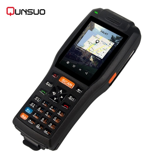 Android 6.0 Handheld PDA Pos Terminal with Printer