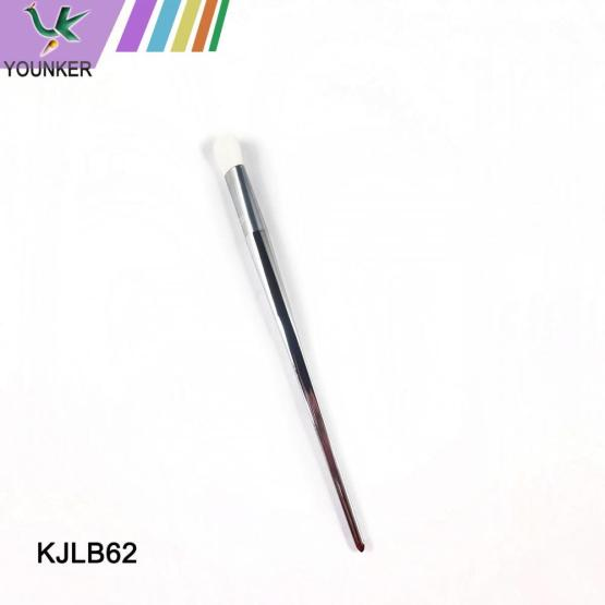 Professional makeup eye lip and nose brush