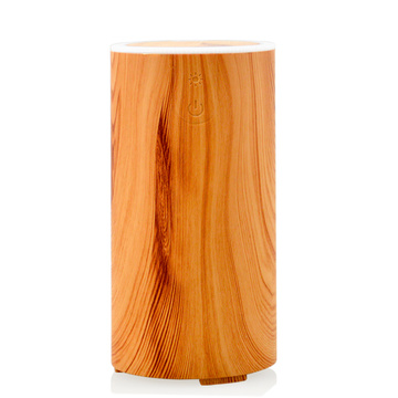 Wood Grain Car Usb Aroma Oil Diffuser