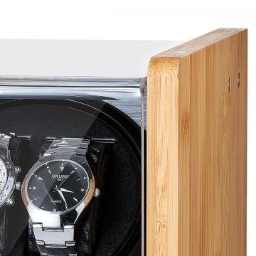 Contracted Wood Watch Winder Box