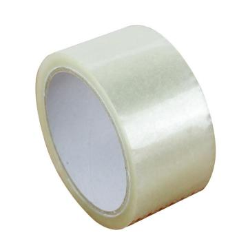 Transparent BOPP tape for packing carton