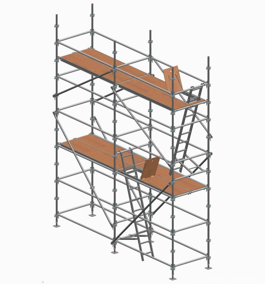 Aluminum Kwikstage System Scaffold