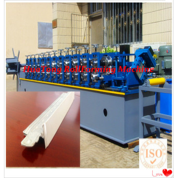 T bar color steel roll forming machine