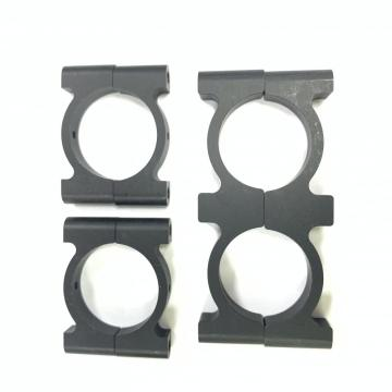 Customized Black Aluminum Carbon fiber tube clamp