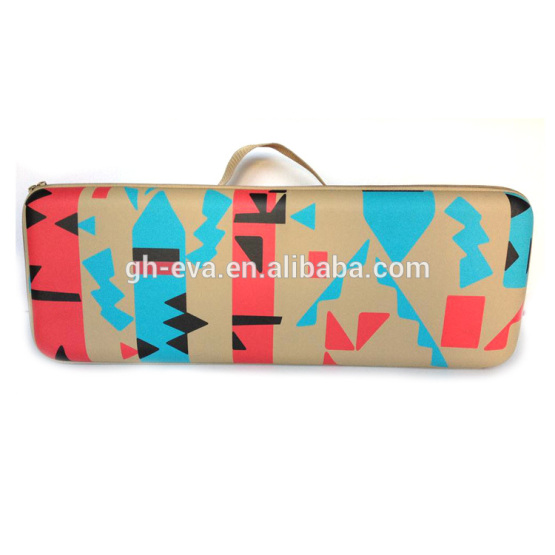 Factory offer musical instrument colorful printing violin case