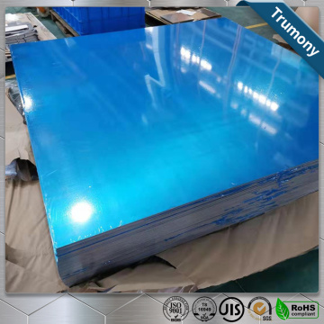 High strength thin Aluminum plate for Cable armor