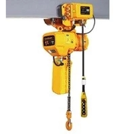 2ton Chain Hoist With Electric Hoist Trolley