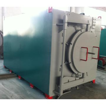 Box type atmosphere protective furnace