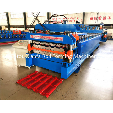 Galvanized Sheet Double Deck Forming Machine Metal Roofing
