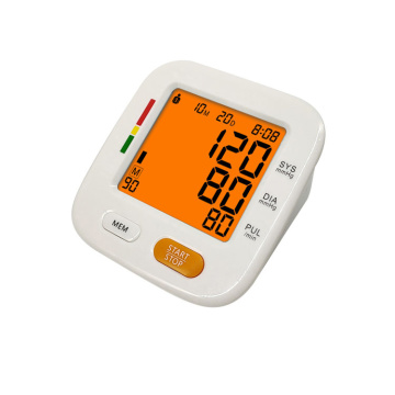 Digital Arm Sphygmomanometer Digit Monitor Arm Type