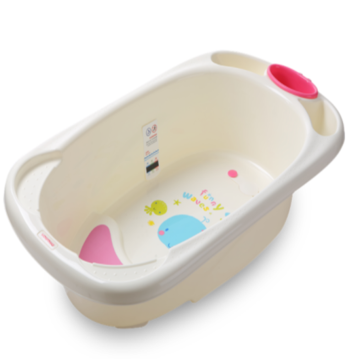 Infant Large Plastic Bath Tub Big Size