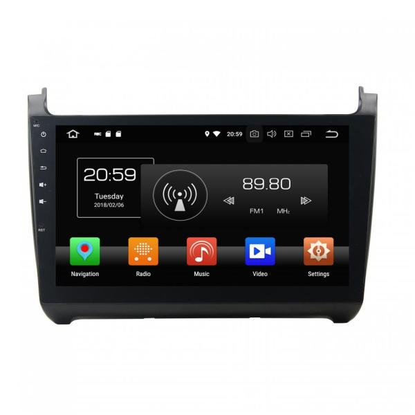 car stereo for POLO 2015