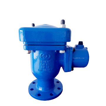 Double Orifice Air Release Valve