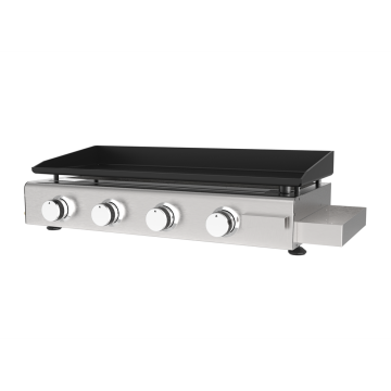 Four Burner Gas BBQ Plancha