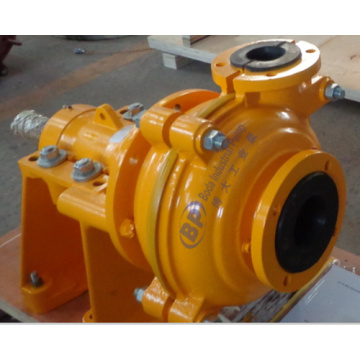 BHR Rubber Lined Slurry Pump