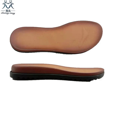 pu rubber shoes sole