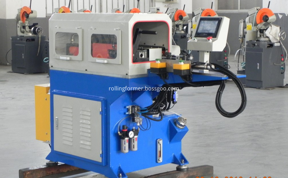 door frame punching machine