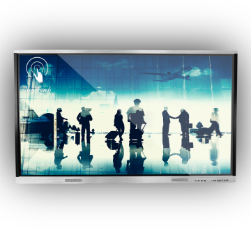 98 inches Education LCD screen