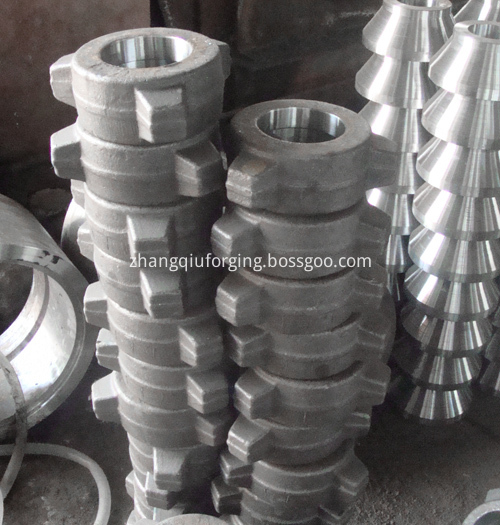 3 Inch Union Nuts Forging