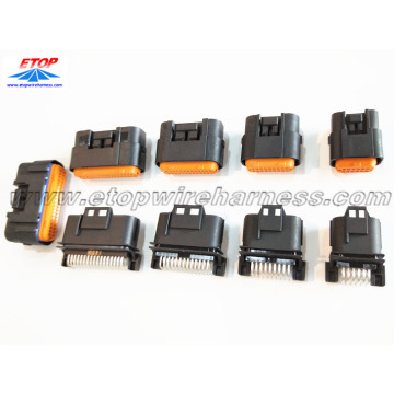 Local auto ECU sealed waterproof connectors