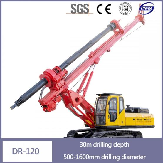 Ground Drilling Machine Specially Recommended Dr-120