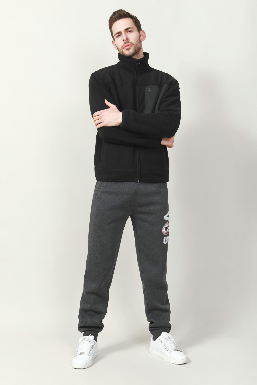 Men's knit soft warm pants