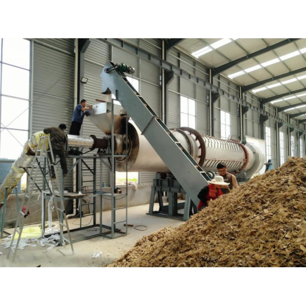 Carbonization Of Biomass  Making Charcoal From Sawdust