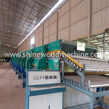 Drying Machine For Wood Veneer