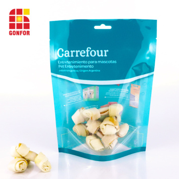 Carrefour Dog Treat Bag With Clear Window