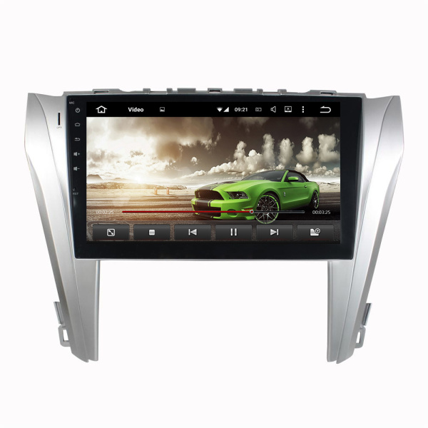 10.1 inch deckless car DVD for Toyota Camry