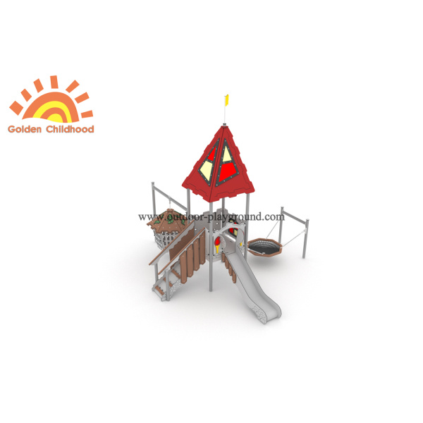 Outdoor Park HPL Play Set For Children