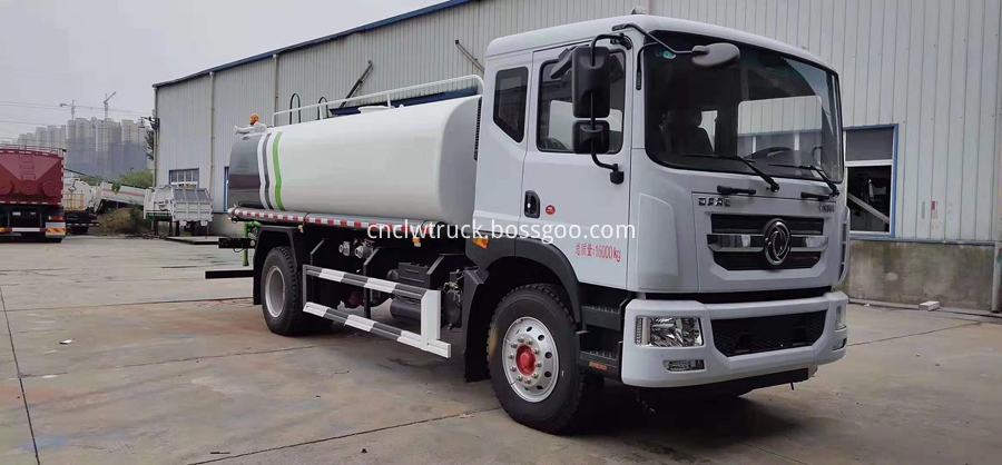 dongfeng street cleaning vehicle