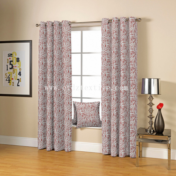 2016 JACQUARD DESIGN OF SOFT TEXTILE WINDOW CURTAIN FABRIC