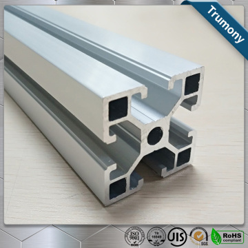 Pattern Coated Aluminium Extrusion Window Door Frame Profile
