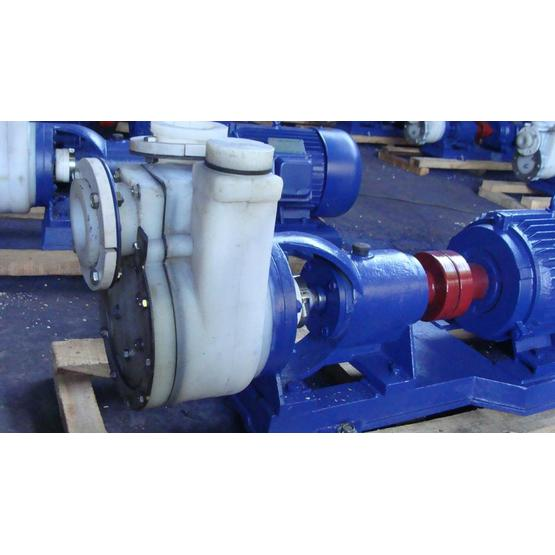 FZB fluoroplastic self-priming pump