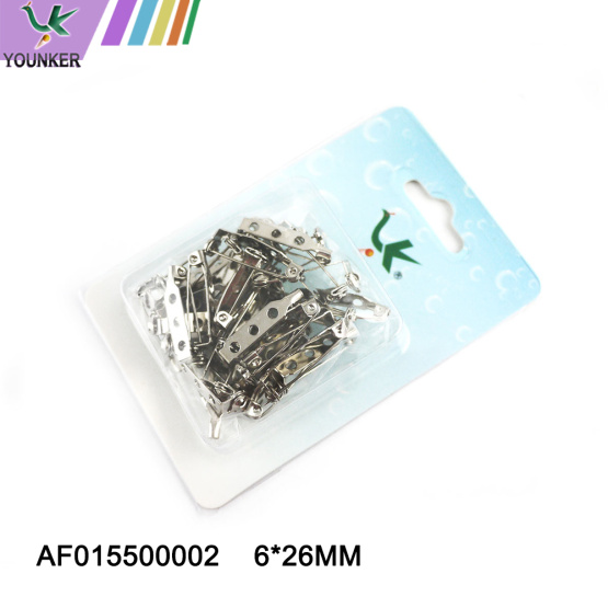 Wholesale Iron Safety Pins For Accessory DIY