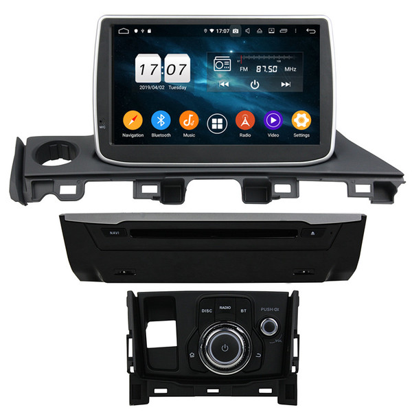 Android Head Units for Mazda 6 Atenza 2017