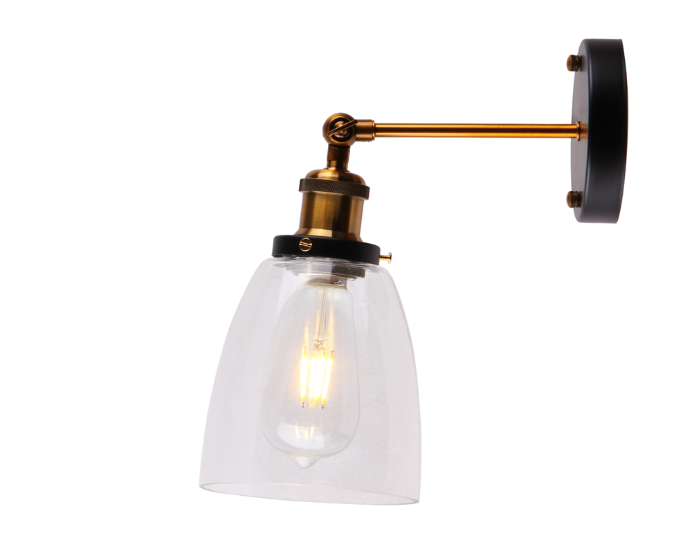 Wall Clear Lamp