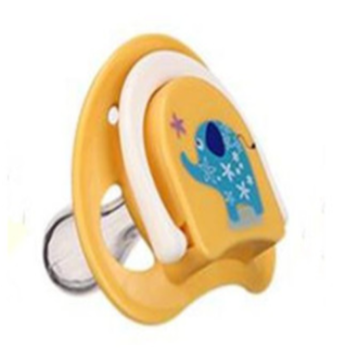 Safety Infant Silicone Pacifier Baby Binky Teat M