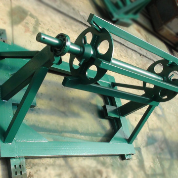 Color steel coil Manual decoiler