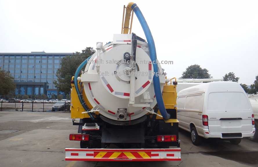 Jet Vacuum Trucks Price